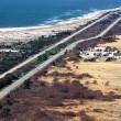 gilgo beach aerial